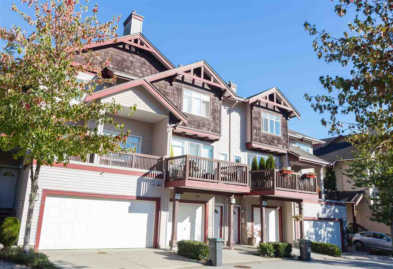Main Photo: 32 15 FOREST PARK Way in Port Moody: Heritage Woods PM Townhouse for sale : MLS®# R2209452