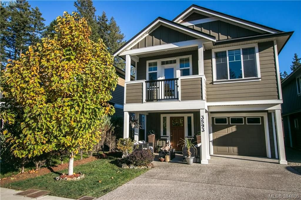 Main Photo: 3593 Kinetic Court in VICTORIA: La Happy Valley Single Family Detached for sale (Langford)  : MLS®# 384886