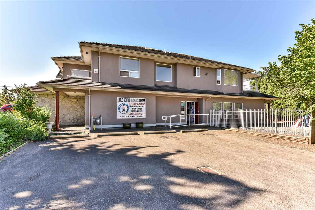 Main Photo: 8097 134 Street in Surrey: Queen Mary Park Surrey House for sale : MLS®# R2227167
