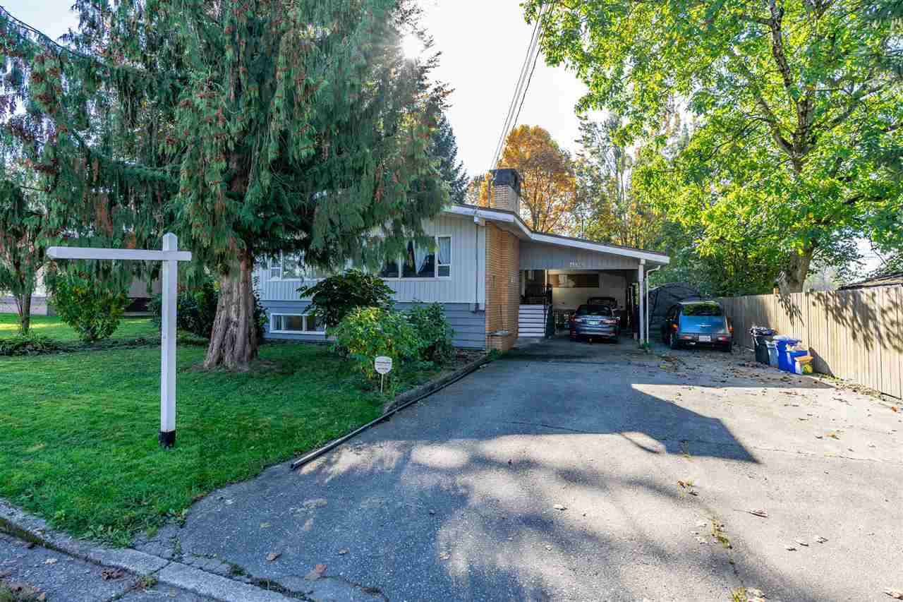 Main Photo: 45392 KIPP Avenue in Chilliwack: Chilliwack W Young-Well House for sale : MLS®# R2317820