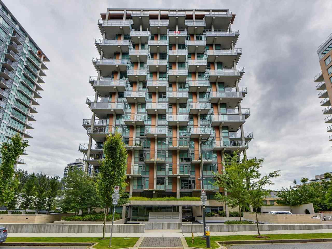 "Main Photo: 603 5782 BERTON Avenue in Vancouver: University VW Condo for sale in ""SAGE"" (Vancouver West)  : MLS®# R2331988"