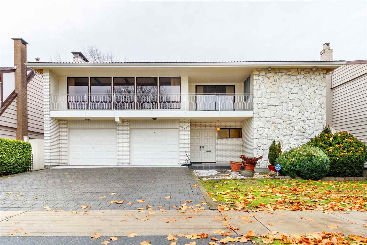 Main Photo: 825 W 46TH Avenue in Vancouver: Oakridge VW House for sale (Vancouver West)  : MLS®# R2334218