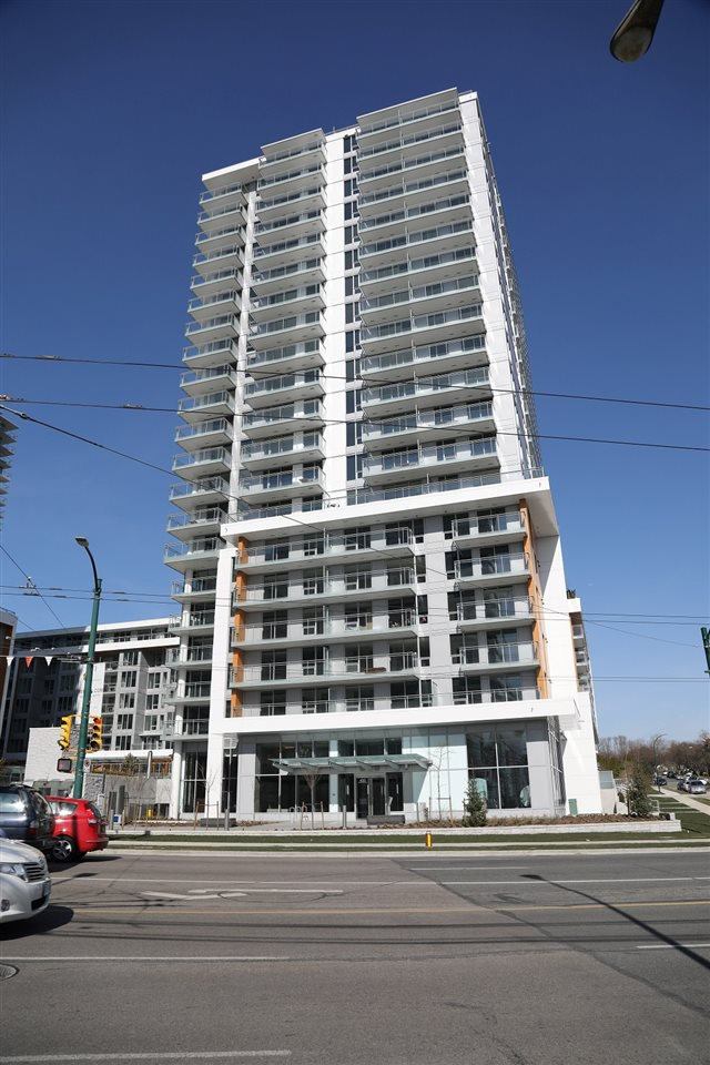 """Main Photo: 2209 433 SW MARINE Drive in Vancouver: Marpole Condo for sale in """"W1 - EAST TOWER"""" (Vancouver West)  : MLS®# R2348805"""