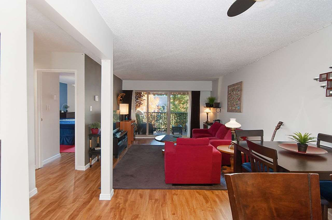 """Photo 7: Photos: 301 1260 W 10TH Avenue in Vancouver: Fairview VW Condo for sale in """"LABELLE COURT"""" (Vancouver West)  : MLS®# R2357702"""