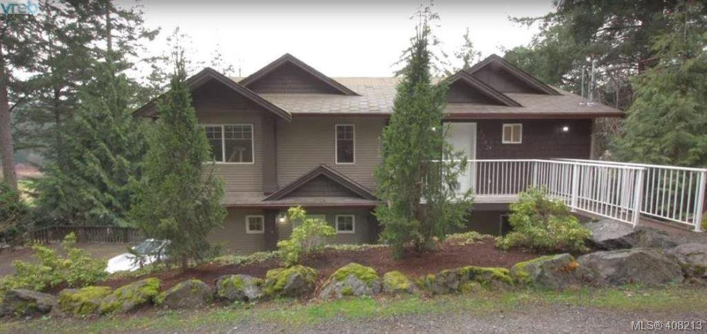 Main Photo: A & B 3232 Loledo Pl in VICTORIA: La Luxton Full Duplex for sale (Langford)  : MLS®# 811181