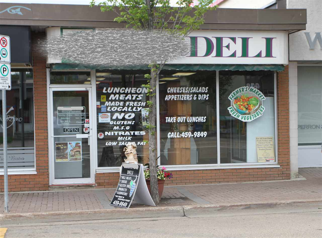 Main Photo: 10B Perron Street: St. Albert Business for sale : MLS®# E4163160