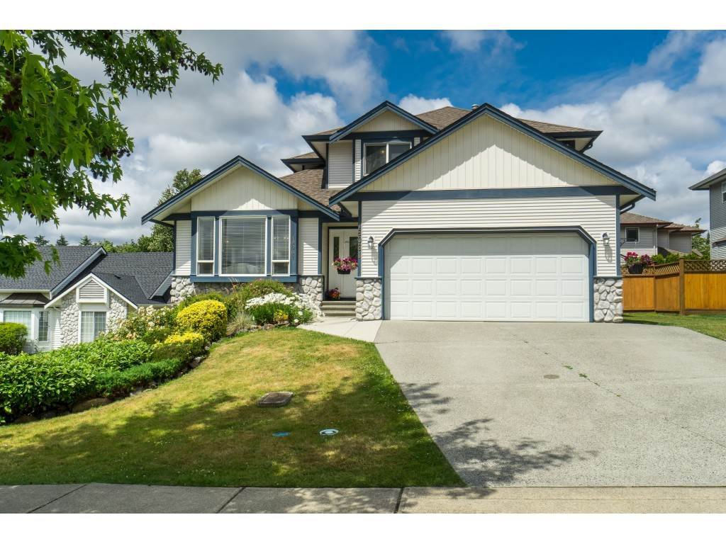 "Main Photo: 18061 68 Avenue in Surrey: Cloverdale BC House for sale in ""Cloverwoods"" (Cloverdale)  : MLS®# R2385541"