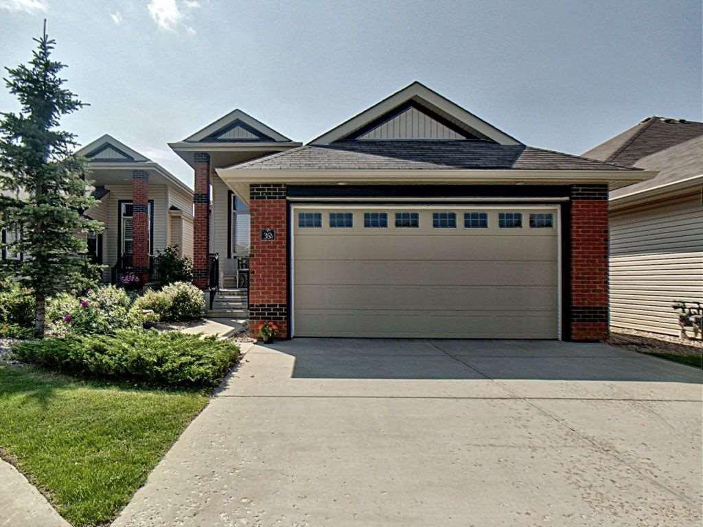 Main Photo: 39 841 156 Street in Edmonton: Zone 14 Condo for sale : MLS®# E4169365