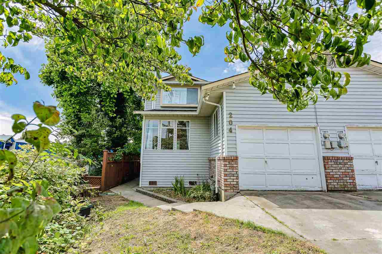 Main Photo: 204 ALLARD Street in Coquitlam: Maillardville House 1/2 Duplex for sale : MLS®# R2475868