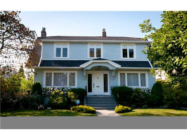 Main Photo: 309 6TH Avenue in New Westminster: GlenBrooke North House for sale : MLS®# V909239