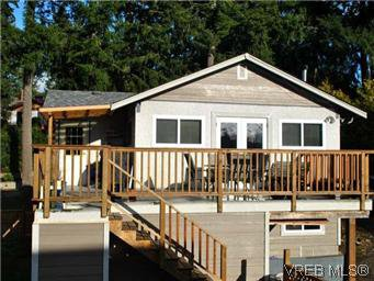 Main Photo: 2706 Wallbank Road in SHAWNIGAN LAKE: ML Shawnigan Lake Residential for sale (Malahat & Area)  : MLS®# 306789