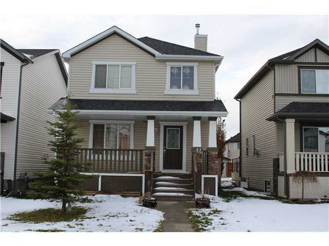 Main Photo: 43 BRIDLECREST Boulevard SW in CALGARY: Bridlewood Residential Detached Single Family for sale (Calgary)  : MLS®# C3590984