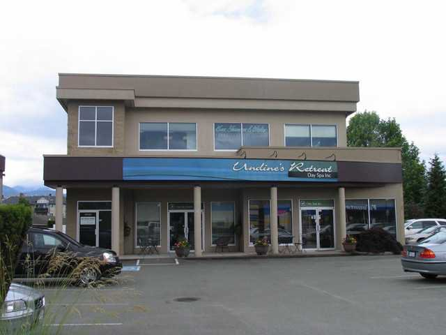Main Photo: 200 45935 AIRPORT Road in Chilliwack: Chilliwack E Young-Yale Commercial for lease : MLS®# H3140405