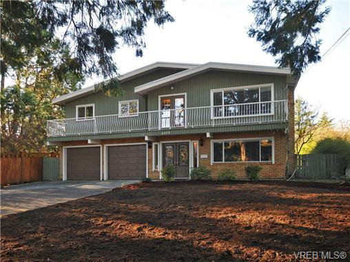 Main Photo: 4458 Tyndall Ave in VICTORIA: SE Gordon Head House for sale (Saanich East)  : MLS®# 692126