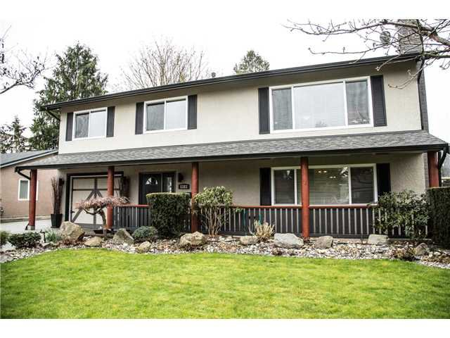 Main Photo: 5383 PATON Drive in Ladner: Hawthorne House for sale : MLS®# V1110971