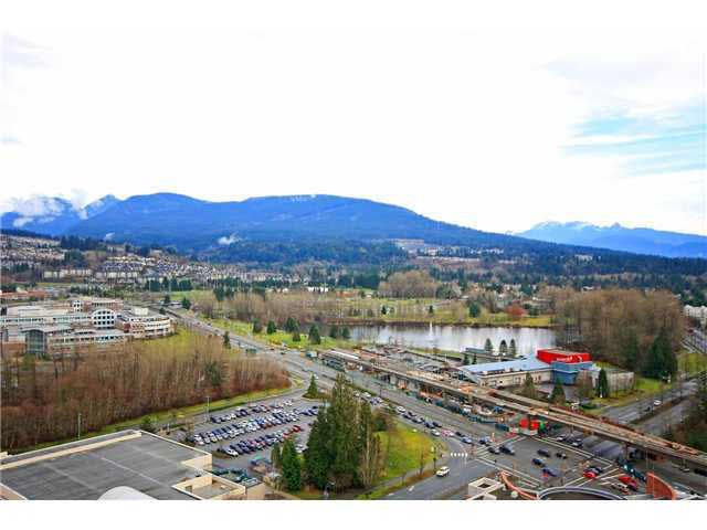 "Photo 3: Photos: 2705 2982 BURLINGTON Drive in Coquitlam: North Coquitlam Condo for sale in ""EDGEMONT"" : MLS®# V1111354"