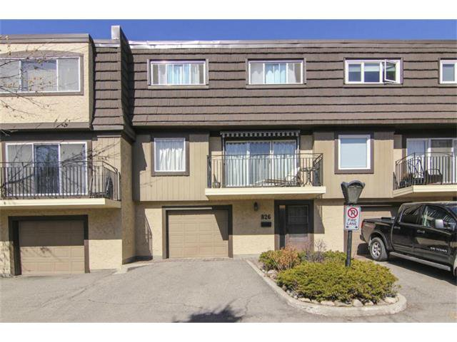 Main Photo: 826 3130 66 Avenue SW in Calgary: Lakeview House for sale : MLS®# C4004905