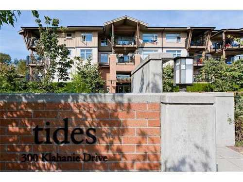 Main Photo: 303 300 KLAHANIE Drive in Port Moody: Port Moody Centre Home for sale ()  : MLS®# V970097