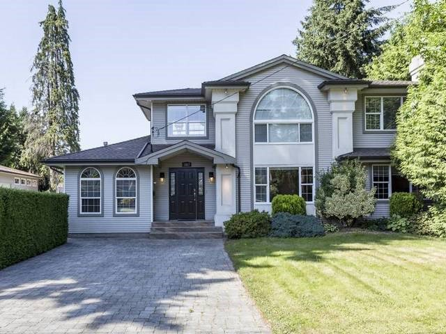 Main Photo: 1057 COTTONWOOD Avenue in Coquitlam: Central Coquitlam House for sale : MLS®# V1126349