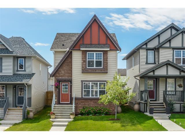 Main Photo: 63 SILVERADO PLAINS Manor SW in Calgary: Silverado House for sale : MLS®# C4015040