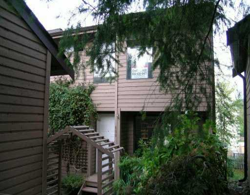 """Main Photo: 480 LEHMAN Place in Port Moody: North Shore Pt Moody Townhouse for sale in """"EAGLE POINT"""" : MLS®# V614295"""