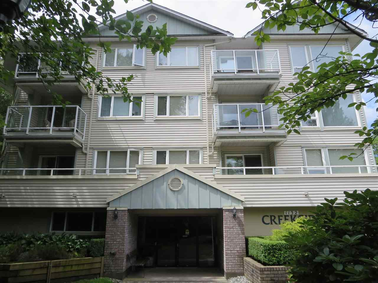 Main Photo: 208 1132 DUFFERIN Street in Coquitlam: Eagle Ridge CQ Condo for sale : MLS®# R2079543