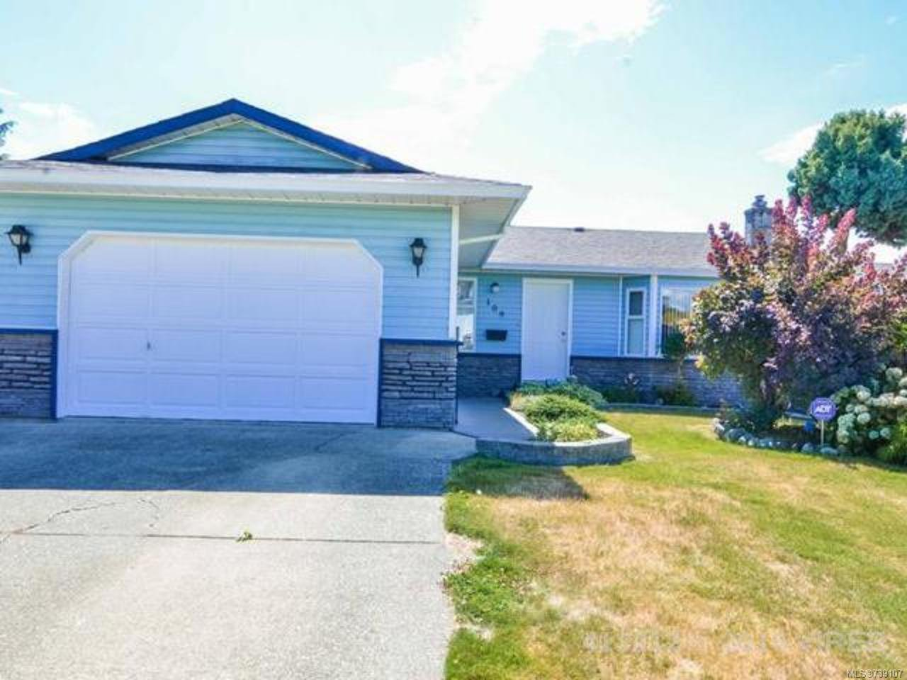 Main Photo: 109 REEF Crescent in CAMPBELL RIVER: CR Willow Point House for sale (Campbell River)  : MLS®# 739107