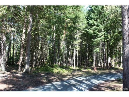 Main Photo: Lot 8 Greer Place in SALT SPRING ISLAND: GI Salt Spring Land for sale (Gulf Islands)  : MLS®# 369855