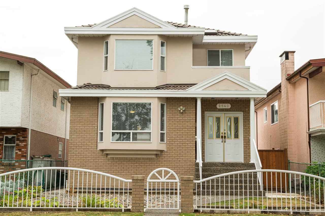 Main Photo: 2648 E 19TH Avenue in Vancouver: Renfrew Heights House for sale (Vancouver East)  : MLS®# R2110288