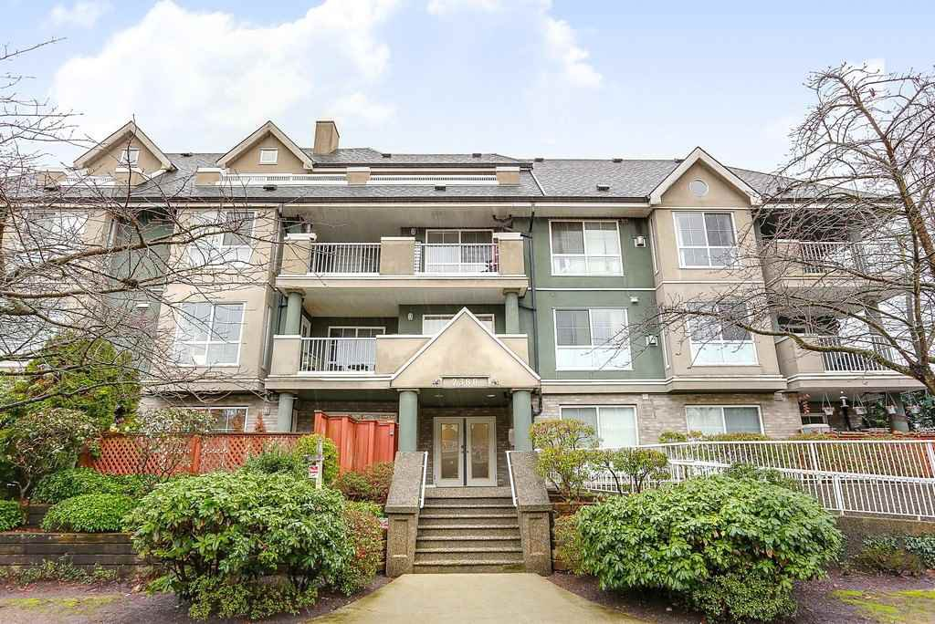 "Main Photo: 401 2388 WELCHER Avenue in Port Coquitlam: Central Pt Coquitlam Condo for sale in ""PARK GREEN"" : MLS®# R2142764"