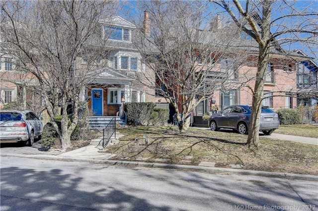Main Photo: 104 Highland Avenue in Toronto: Rosedale-Moore Park House (3-Storey) for sale (Toronto C09)  : MLS®# C3740686
