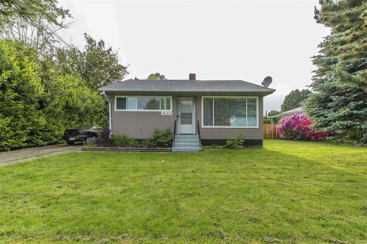 Main Photo: 9685 SIDNEY Street in Chilliwack: Chilliwack N Yale-Well House for sale : MLS®# R2161904