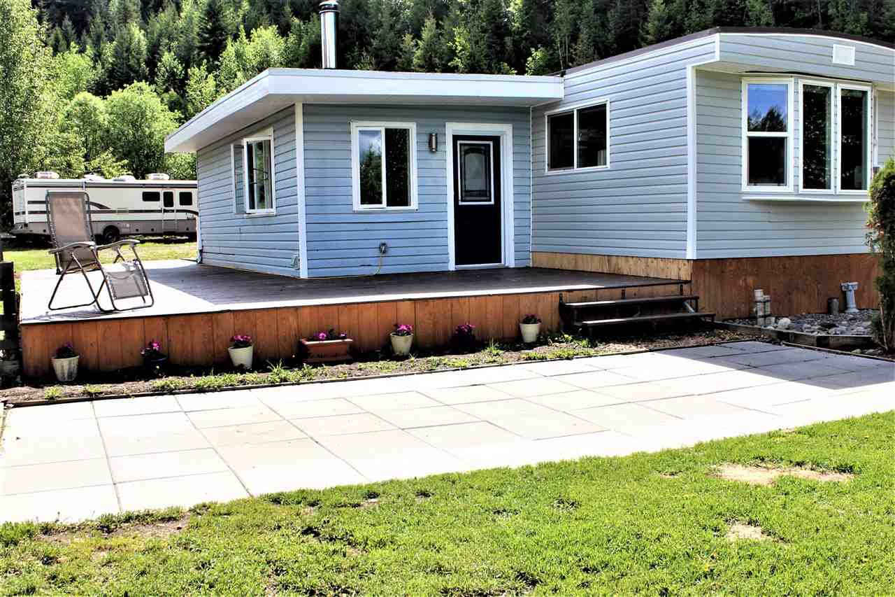 Main Photo: 2477 BAILEY Road in Williams Lake: Williams Lake - Rural North Manufactured Home for sale (Williams Lake (Zone 27))  : MLS®# R2172492