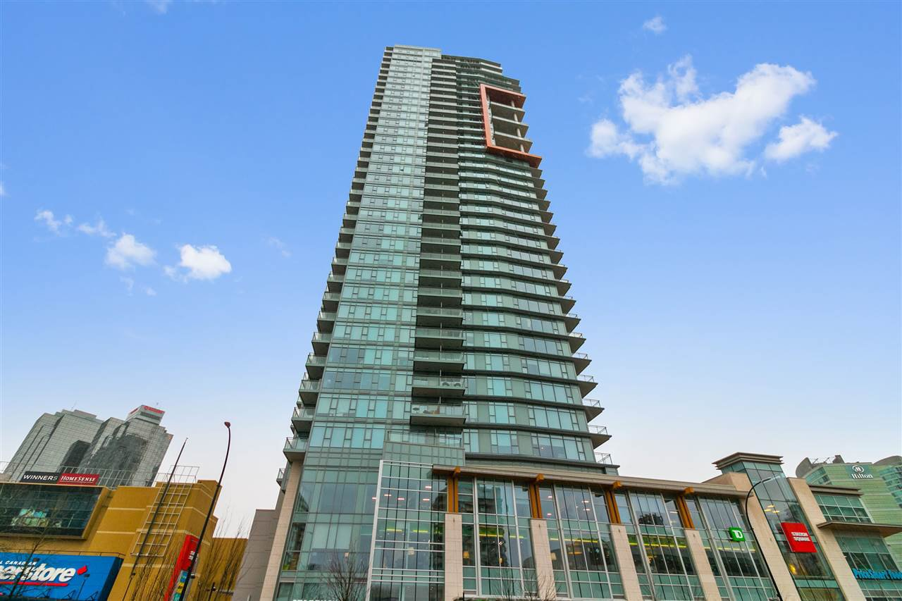 "Main Photo: 2902 4688 KINGSWAY in Burnaby: Metrotown Condo for sale in ""Station Square"" (Burnaby South)  : MLS®# R2235331"