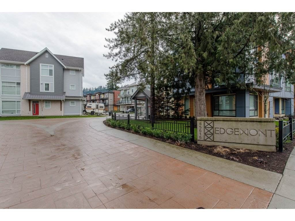 """Photo 2: Photos: 35 45615 TAMIHI Way in Sardis: Vedder S Watson-Promontory Townhouse for sale in """"EDGEMONT TOWNHOMES"""" : MLS®# R2243809"""