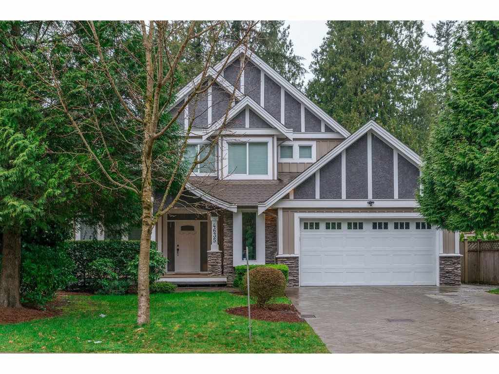 """Main Photo: 4635 206 Street in Langley: Langley City House for sale in """"Mossey Estates"""" : MLS®# R2252194"""