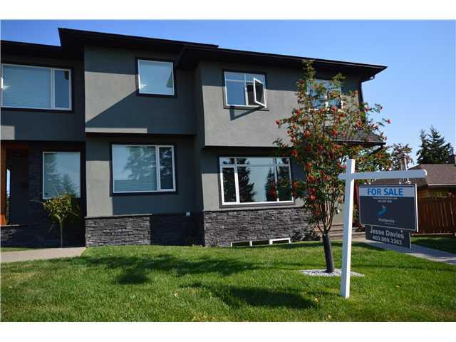 Main Photo: 4420 33 Avenue SW in Calgary: Glenbrook House for sale : MLS®# C3592752