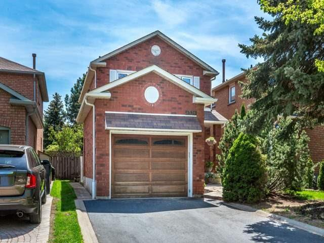 Main Photo: 4576 Metcalfe Avenue in Mississauga: Central Erin Mills House (2-Storey) for sale : MLS®# W4149765