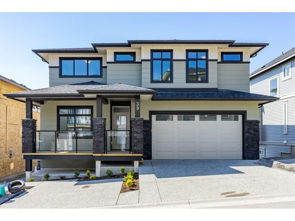 "Main Photo: 39 4295 OLD CLAYBURN Road in Abbotsford: Abbotsford East House for sale in ""Sunspring Estates"" : MLS®# R2344921"