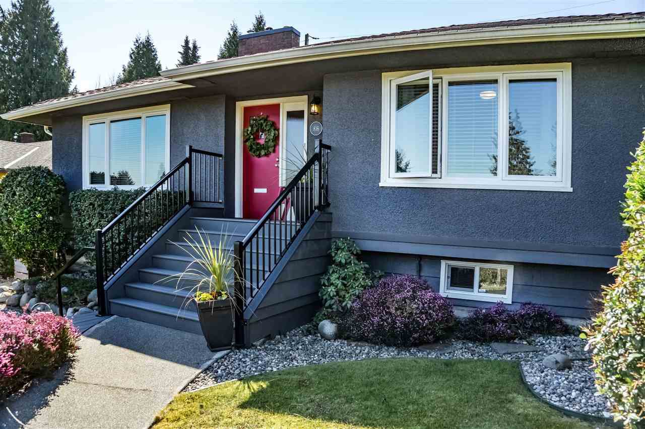 Main Photo: 816 LADNER Street in New Westminster: The Heights NW House for sale : MLS®# R2351670