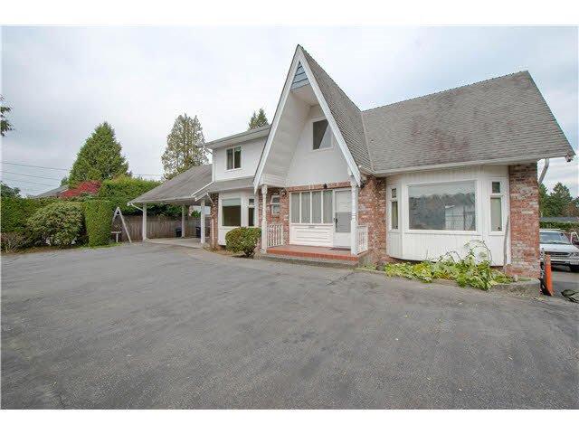 Main Photo: 5588 BUCKINGHAM Avenue in Burnaby: Deer Lake House for sale (Burnaby South)  : MLS®# R2369634