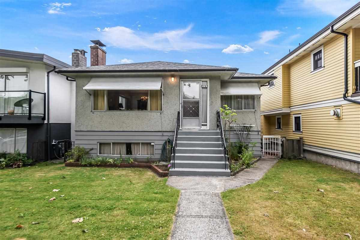 Photo 1: Photos: 2135 E 2ND Avenue in Vancouver: Grandview Woodland House for sale (Vancouver East)  : MLS®# R2385664