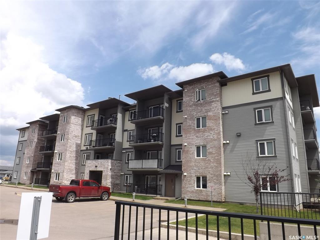 Main Photo: 309 306 Petterson Drive in Estevan: Residential for sale : MLS®# SK788341