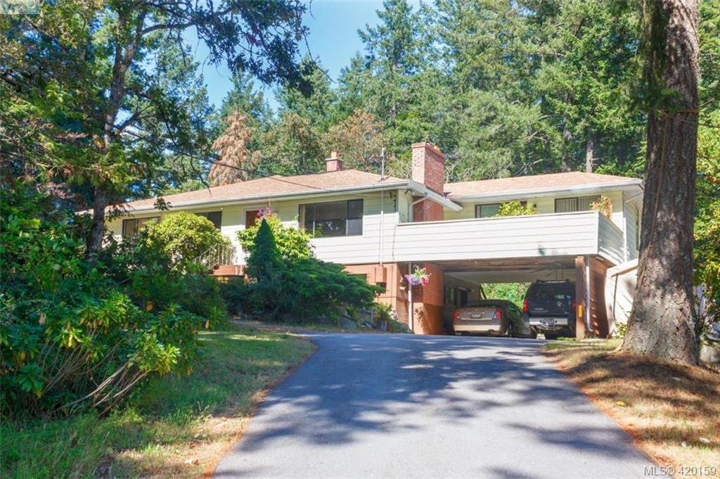 Main Photo: 4931 Old West Saanich Rd in VICTORIA: SW Royal Oak House for sale (Saanich West)  : MLS®# 831588
