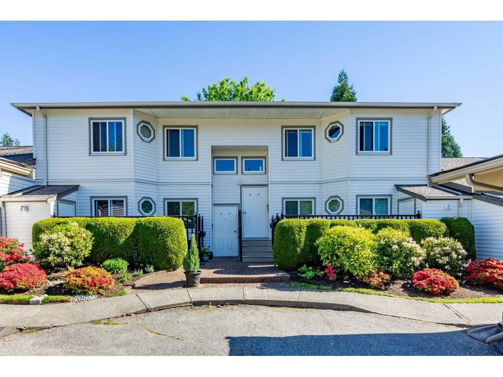 "Main Photo: 9 12940 17 Avenue in Surrey: Crescent Bch Ocean Pk. Townhouse for sale in ""OCEAN PARK VILLAGE"" (South Surrey White Rock)  : MLS®# R2456456"