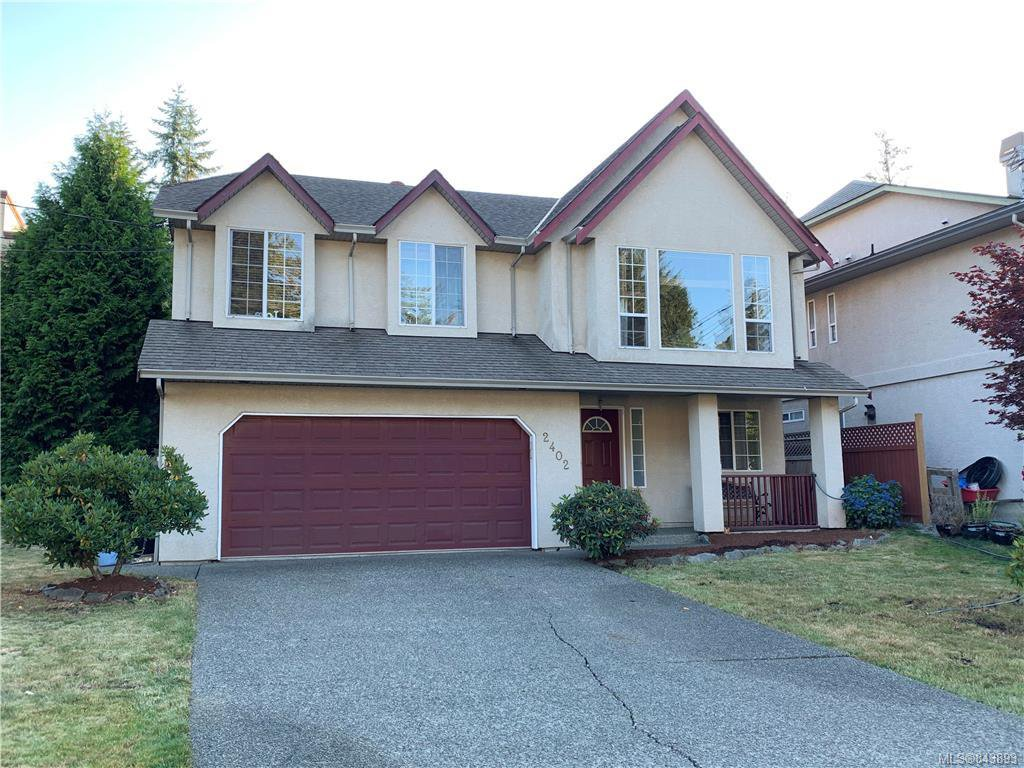 Main Photo: 2402 Selwyn Rd in Langford: La Thetis Heights Single Family Detached for sale : MLS®# 843893