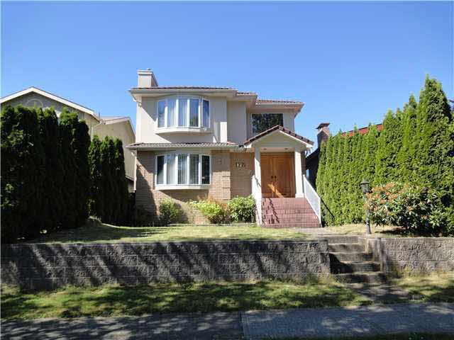 Main Photo: 827 W 60TH AVENUE in : Marpole House for sale : MLS®# V1016198