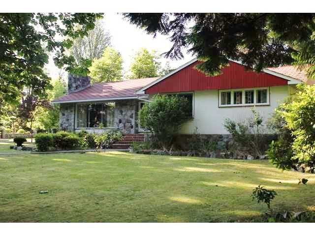 Main Photo: 1189 BALFOUR Avenue in Vancouver: Shaughnessy House for sale (Vancouver West)  : MLS®# V977012