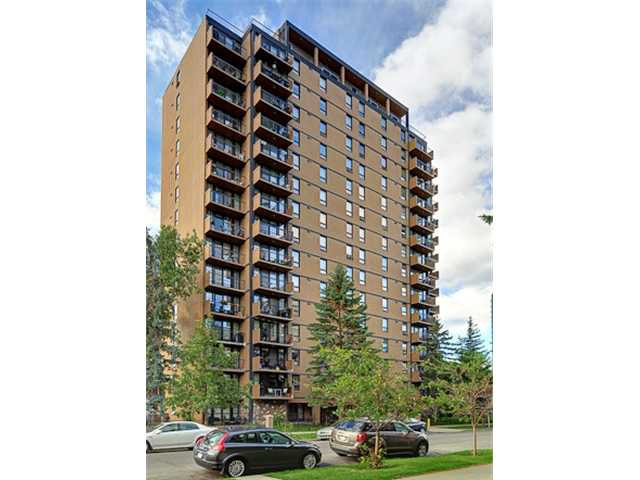Main Photo: 1201 733 14 Avenue SW in CALGARY: Connaught Condo for sale (Calgary)  : MLS®# C3586780