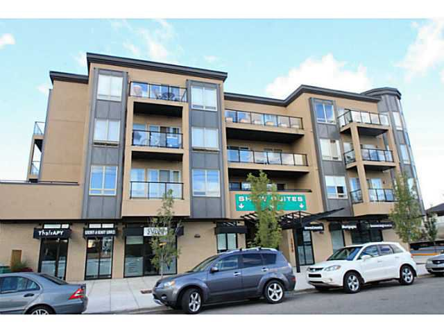 Main Photo: 214 1899 45 Street NW in CALGARY: Montgomery Condo for sale (Calgary)  : MLS®# C3588536